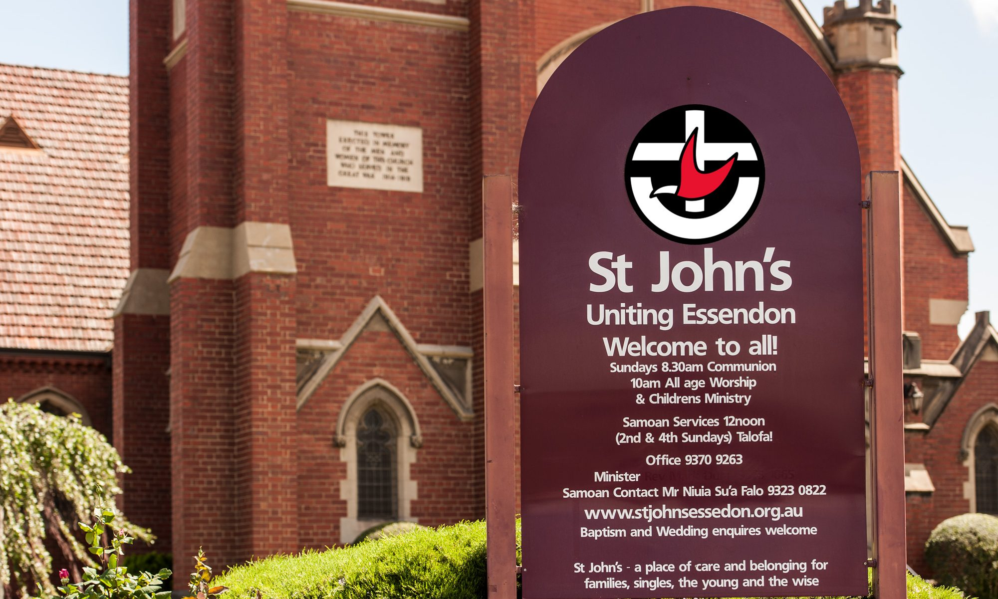 St John's Uniting Essendon