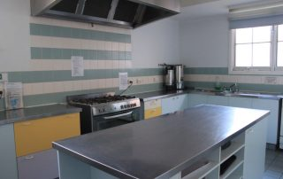 Kitchen (attached to Hall)